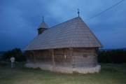 Biserica de lemn din Cuciulata (Sursa: internet)